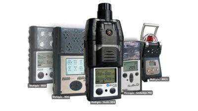 Detectores de Gás Multigás Industrial Scientific