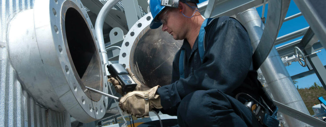 Detecção de Gases - Gás LEL
