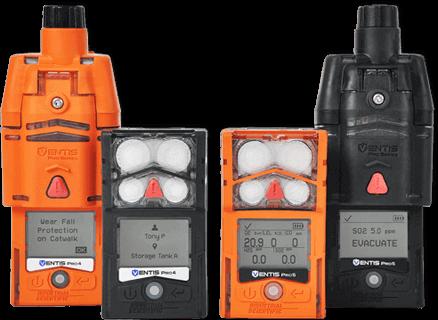 Detector de Gas Ventis Pro