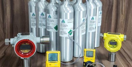 Detectores de Gases