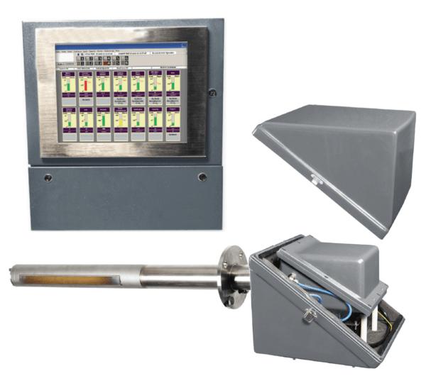 analisador de gases protea p2000 02