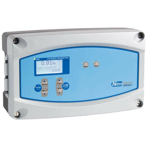 analisador de oxigenio carbono insitu