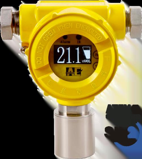 detector de gas fixo ag210