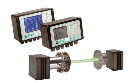 medidor particulado cintilizador dinamico