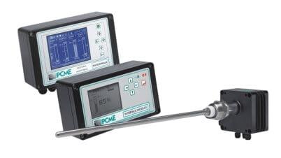medidor particulado eletrodinamico