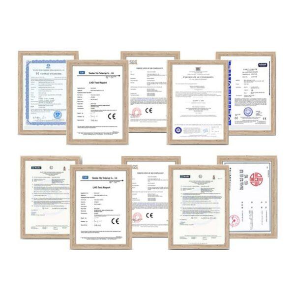 Analisador de Oxigenio 02 Extrativo - Certificados