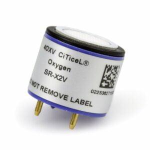 Sensor de Oxigênio (O2) SR-X2V para Detector de Gás